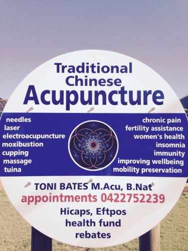 Toni Bates Acupuncture  Massage