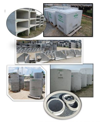 Batrosa Concrete Tanks