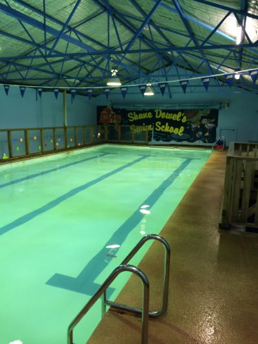 Shane Dowels Swim School