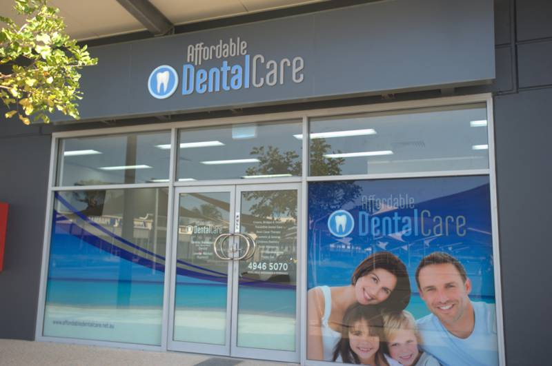 Affordable Dental Care