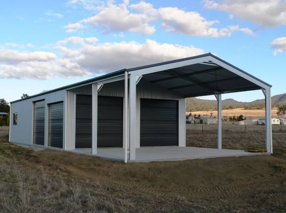 Alis North West Sheds