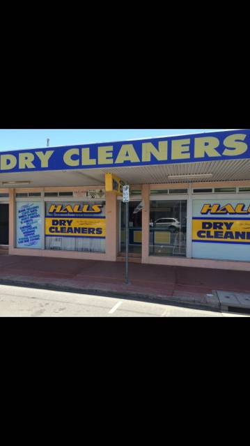Halls Dry Cleaners